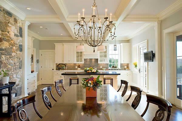 dining-room-coffered-ceiling-style-pop-gurgaon-interiors